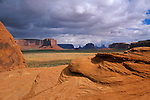 Mystery Canyon in Monument Valley, Arizona, USA. . John offers private photo tours in Monument Valley and throughout Arizona, Utah and Colorado. Year-round.