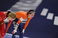 SPEEDSKATING: BERLIN: Sportforum Berlin, 29-01-2017, ISU World Cup, 1000m Ladies A Division, Marrit Leenstra (NED), ©photo Martin de Jong
