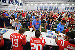 Meet the Rebels 2017. Photo by Thomas Graning/Ole Miss Communications