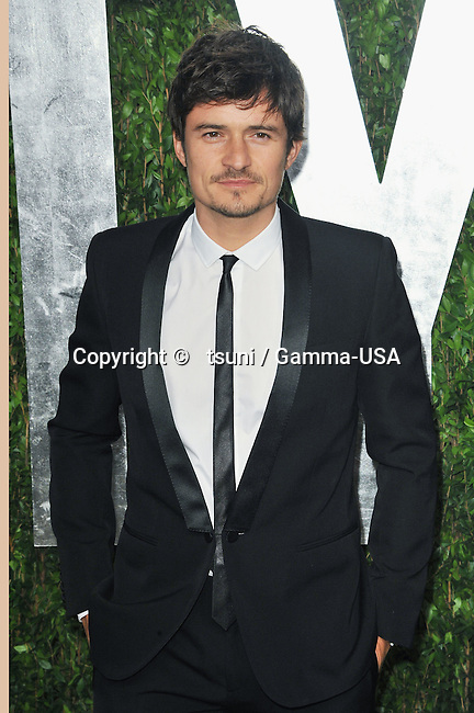 Orlando Bloom 149 at the Vanity Fair 2013 Oscar party at the Sunset Tower in Los Angeles.