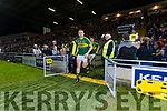 Peter Crowley Kerry in action against  Dublin in the National League in Austin Stack park on Saturday night.