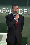 King Felipe VI of Spain attends the XVIII CODESPA Awards ceremony in Madrid, Spain. January 16, 2015. (ALTERPHOTOS/Victor Blanco)