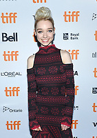 10 September 2017 - Toronto, Ontario Canada - Julia Sarah Stone. 2017 Toronto International Film Festival - &quot;A Worthy Companion&quot; Premiere held at Scotiabank Theatre. <br /> CAP/ADM/BPC<br /> &copy;BPC/ADM/Capital Pictures