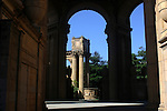 San Francisco Palace of Fine Arts exterior - California - USA