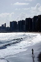 Fortaleza_CE, Brasil...Cidade de Fortaleza, Ceara. Na foto Praia de Mucuripe...City Fortaleza, Ceara. In this photo Mucuripe beach...Foto: BRUNO MAGALHAES / NITRO
