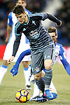 Celta de Vigo's Nemanja Radoja during La Liga match. January 28,2017. (ALTERPHOTOS/Acero)