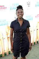 "LOS ANGELES - FEB 3:  Adina Porter at the ""Peter Rabbit"" Premiere at the Pacific Theaters at The Grove on February 3, 2018 in Los Angeles, CA"