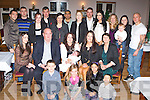 Elaine Myers, Firies who celebrated the christening of her son Odhran with her family and friends in the Old Killarney Inn on Saturday .