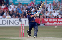 Adam Wheater of Essex in batting action during Essex Eagles vs Middlesex, Vitality Blast T20 Cricket at The Cloudfm County Ground on 6th July 2018