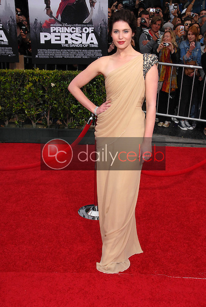 """Gemma Arterton<br /> at the """"Prince of Persia: The Sands of Time"""" Los Angeles Premiere, Chinese Theater, Hollywood, CA. 05-17-10<br /> David Edwards/Dailyceleb.com 818-249-4998"""
