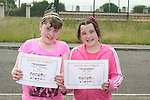 Danielle McDonagh and Katie Wall at the Moneymore After School Club Awards...Photo NEWSFILE/Jenny Matthews.(Photo credit should read Jenny Matthews/NEWSFILE)....This Picture has been sent you under the condtions enclosed by:.Newsfile Ltd..The Studio,.Millmount Abbey,.Drogheda,.Co Meath..Ireland..Tel: +353(0)41-9871240.Fax: +353(0)41-9871260.GSM: +353(0)86-2500958.email: pictures@newsfile.ie.www.newsfile.ie.FTP: 193.120.102.198.