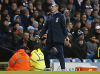 Maurizio Sarri manager of Chelsea reacts during the Premier League match at the Etihad Stadium, Manchester. Picture date: 10th February 2019. Picture credit should read: Andrew Yates/Sportimage/Imago/Insidefoto PUBLICATIONxNOTxINxUK _AY29454.JPG<br /> ITALY ONLY