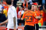 Fussball WM2010 Vorrunde: Niederlande - Daenemark
