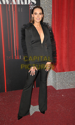 Jessamy Stoddart at the British Soap Awards 2019, The Lowry Theatre, Pier 8, The Quays, Media City, Salford, Manchester, England, UK, on Saturday 01st June 2019.<br /> CAP/CAN<br /> ©CAN/Capital Pictures