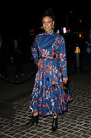 www.acepixs.com<br /> March 1, 2017  New York City<br /> <br /> Susan Kelechi Watson attending arrivals for 'Shades of Blue' second season premiere at the Roxy Cinema Tribeca on March 1, 2017 in New York City.<br /> <br /> Credit: Kristin Callahan/ACE Pictures<br /> <br /> <br /> Tel: 646 769 0430<br /> Email: info@acepixs.com