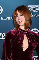 LOS ANGELES - JAN 5:  Alicia Witt at the Art of Elysium 12th Annual HEAVEN Celebration at a Private Location on January 5, 2019 in Los Angeles, CA