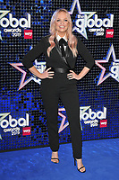 Emma Bunton<br /> The Global Awards 2019, Hammersmith Apollo (Eventim Apollo), Queen Caroline Street, London, England, UK, on Thursday 07th March 2019.<br /> CAP/CAN<br /> &copy;CAN/Capital Pictures