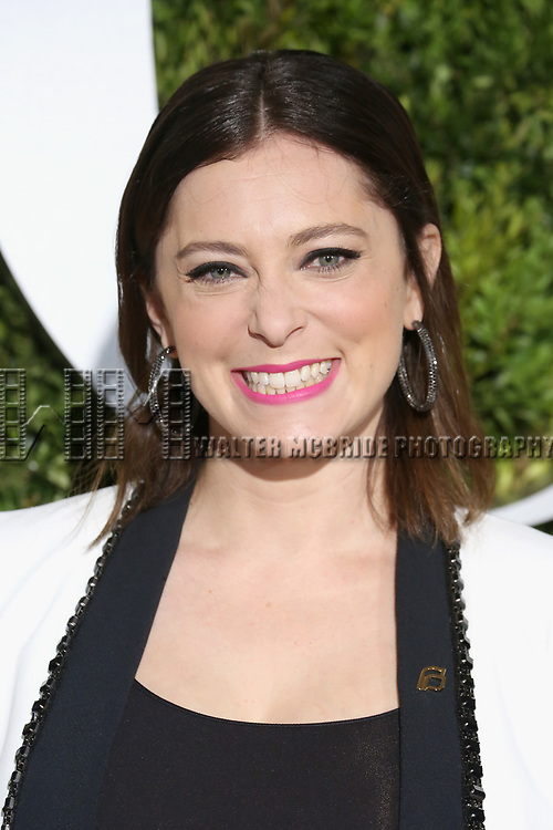 NEW YORK, NY - JUNE 11:  Rachel Bloom attends the 71st Annual Tony Awards at Radio City Music Hall on June 11, 2017 in New York City.  (Photo by Walter McBride/WireImage)