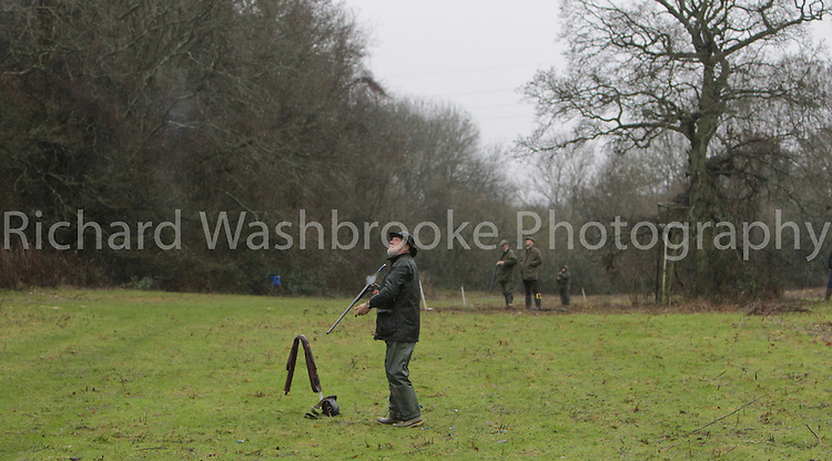 Holborough Estate Shoot  22nd December 2012