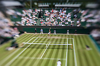 AMBIENCE<br /> <br /> The Championships Wimbledon 2014 - The All England Lawn Tennis Club -  London - UK -  ATP - ITF - WTA-2014  - Grand Slam - Great Britain -  25th June 2014. <br /> <br /> &copy; Tennis Photo Network