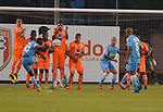 Envigado venció 1-0 a Jaguares.  Fecha 13 Liga Águila II-2018.