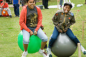 Summer festival organised by Walterton and Elgin Community Homes, a resident-controlled housing association in North Paddington, London.