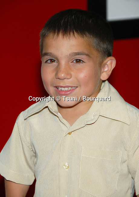 Gabe Pimentel arriving at the LITTLE MAN Premiere at the National Theatre  In Los Angeles. July 6,  2006.