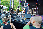 Bob Mould performs at Bumbershoot 2013 in Seattle, WA USA