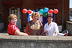 Bridie Clarke, Clare Gilligan and pauline Gregory in the rathmulen community centre.Pic Fran Caffrey/newsfile.ie