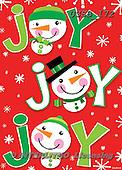 Sarah, CHRISTMAS SANTA, SNOWMAN, WEIHNACHTSMÄNNER, SCHNEEMÄNNER, PAPÁ NOEL, MUÑECOS DE NIEVE, paintings+++++Joy-11-A-1,USSB172,#X#