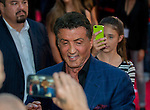 Sylvester Stallone at the ' Expendable 3' for the  Movie Premiere at the 'UGC Normandie, in Paris.<br /> <br /> Paris, France 07 ao&ucirc;t 2014.