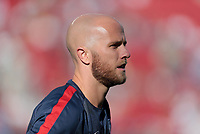 Santa Clara, CA - Wednesday July 26, 2017: Michael Bradley during the 2017 Gold Cup Final Championship match between the men's national teams of the United States (USA) and Jamaica (JAM) at Levi's Stadium.