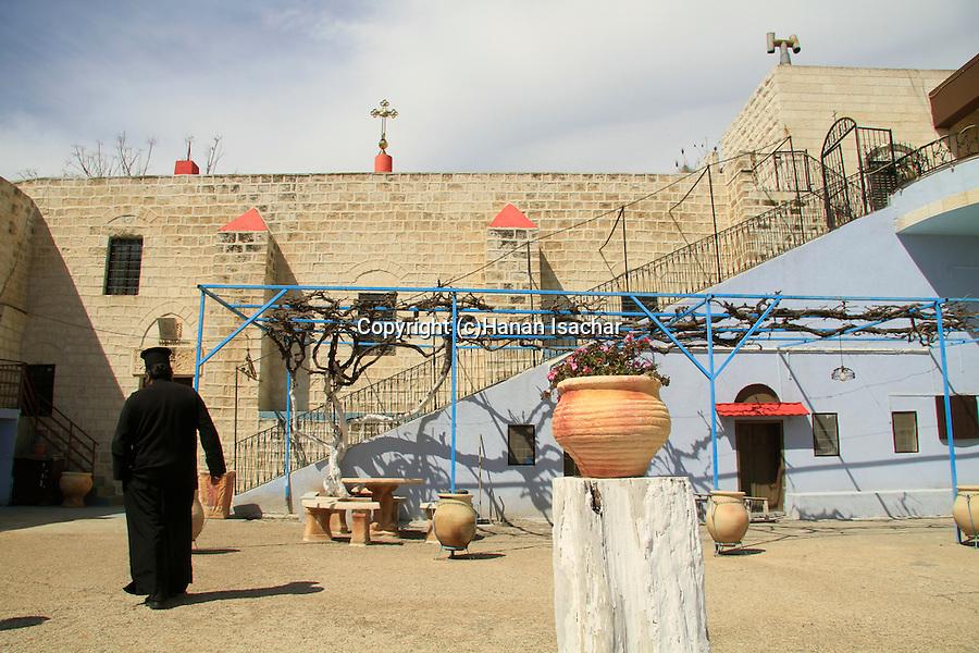 Israel, Lower Galilee, the Greek Orthodox Metropolite in Nazareth