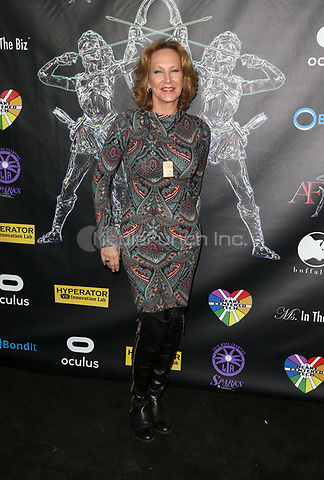 BEVERLY HILLS, CA - April 20: Donna Keegan, At Artemis Women in Action Film Festival - Opening Night Gala At The Ahrya Fine Arts Theatre In California on April 20, 2017. Credit: FS/MediaPunch