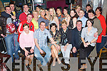 HAPPY BIRTHDAY: Brenda Roche, O'Rahillys Villas, seated centre, having a great time at her 30th birthday party held in The Greyhound bar on Saturday night.   Copyright Kerry's Eye 2008