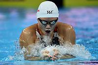 YE Shiwen CHN <br /> Women's 200m Breaststroke <br /> Hangh Zhou 16/12/2018 <br /> Hang Zhou Olympic &amp; International Expo Center <br /> 14th Fina World Swimming Championships 25m <br /> Photo Andrea Staccioli/ Deepbluemedia /Insidefoto