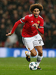 Marouane Fellaini of Manchester United during the Champions League Group A match at the Old Trafford Stadium, Manchester. Picture date: September 12th 2017. Picture credit should read: Andrew Yates/Sportimage
