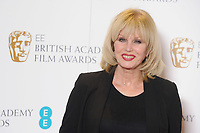 Joanna Lumley<br /> at the photocall for BAFTA Film Awards 2018 nominations announcement, London<br /> <br /> <br /> &copy;Ash Knotek  D3367  09/01/2018