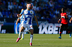 CD Leganes's Oscar Garcia during La Liga match. Oct 26, 2019. (ALTERPHOTOS/Manu R.B.)