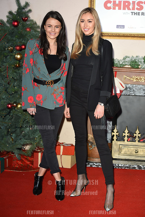 "LONDON, UK. November 21, 2018: Sophie Habboo at the ""Surviving Christmas with the Relatives"" premiere at the Vue Leicester Square, London.<br /> Picture: Steve Vas/Featureflash"