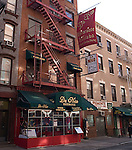 Da Nico Restaurant, Little Italy, New York, N.Y.