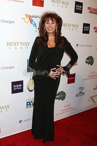 HOLLYWOOD, CA - FEBRUARY 26: BarBara Luna at the Style Hollywood Oscar Viewing Party at the Hollywood Museum in Hollywood, California on February 26, 2017. Credit: David Edwards/MediaPunch