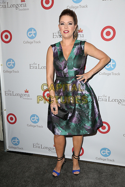 LOS ANGELES, CA - NOVEMBER 10: Alicia Machado attends the 5th Annual Eva Longoria Foundation Dinner at Four Seasons Hotel Los Angeles at Beverly Hills on November 10, 2016 in Los Angeles, California.  <br /> CAP/MPI/PA<br /> &copy;PA/MPI/Capital Pictures