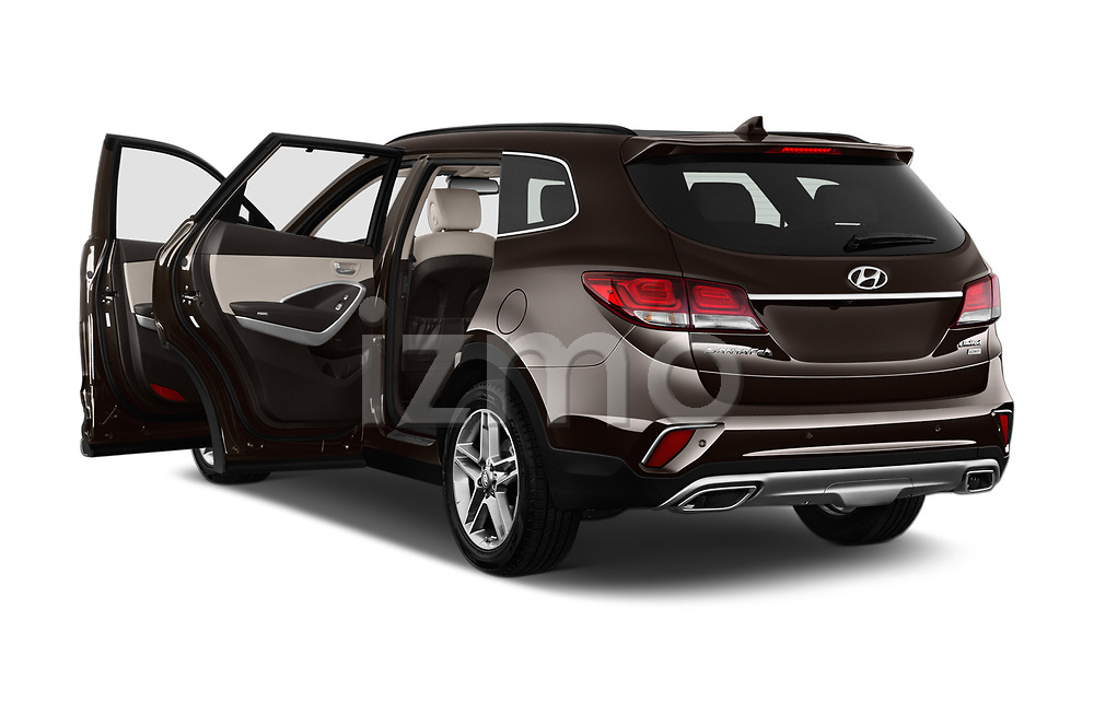 Car images of 2018 Hyundai Santa-Fe Limited-Ultimate-FWD 5 Door SUV Doors