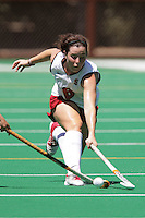 STANFORD, CA - AUGUST 30:  Katie Mitchell of the Stanford Cardinal during Stanford's 3-1 win over Missouri State on August 30, 2009 at the Varsity Turf Field in Stanford, California.