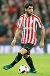 Athletic de Bilbao's Raul Garcia during Spanish Kings Cup match. January 05,2017. (ALTERPHOTOS/Acero)