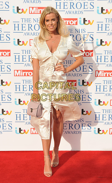 Chloe Meadows at the NHS Heroes Awards 2018, London Hilton on Park Lane Hotel, Park Lane, London, England, UK, on Monday 14 May 2018.<br /> CAP/CAN<br /> &copy;CAN/Capital Pictures