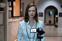 Thora Birch as Sidney Bloom in the Lifetime Television Original Movie 'The Pregnancy Pact,' loosely based on the 2008 Gloucester High School case.
