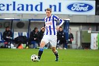 VOETBAL: HEERENVEEN: Abe Lenstra Stadion, SC Heerenveen - Vitesse, 21-01-2012, Eindstand 1-1, Viktor Elm (#7), ©foto Martin de Jong