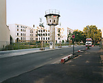Guard Tower, Berlin, Germany, August 2004